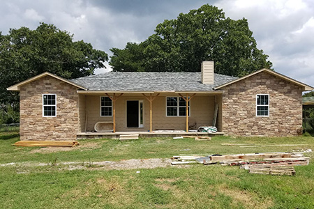 Stucco And Stone Repair In Pontotoc